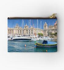 Malta: Traditional Boat Studio Pouch