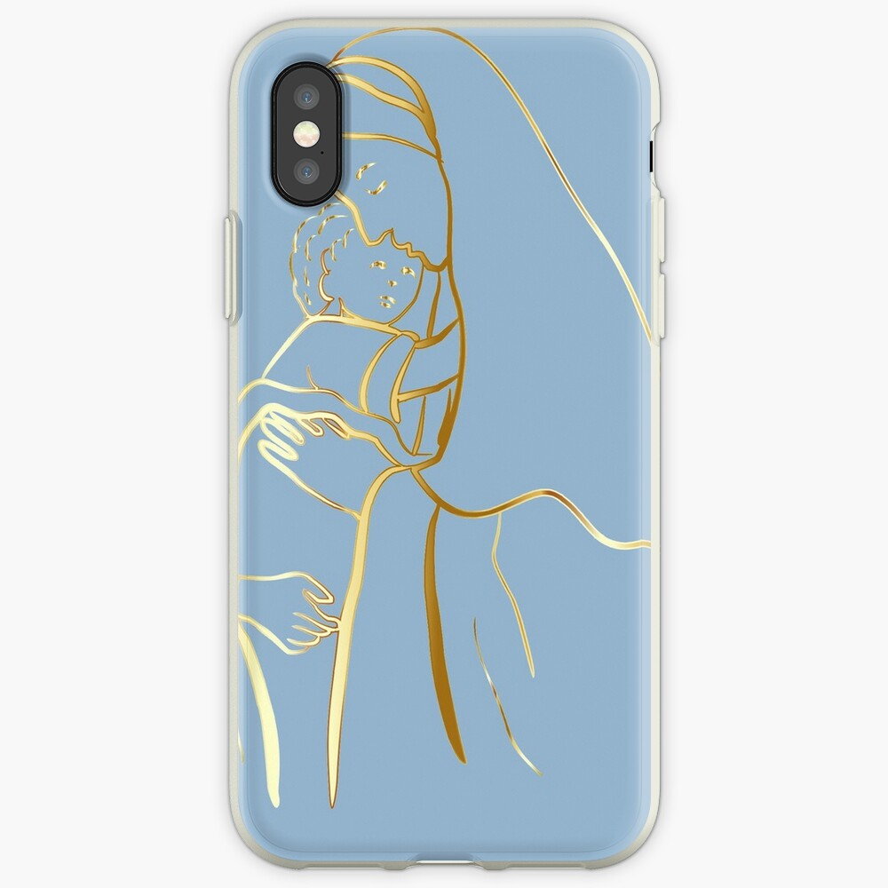Mater Dei by TRADCATFEM iPhone Cases & Covers
