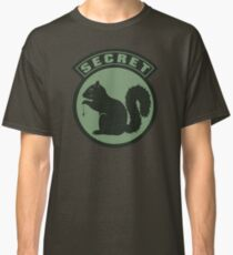 Secret Squirrel - Carp Fishing Classic T-Shirt