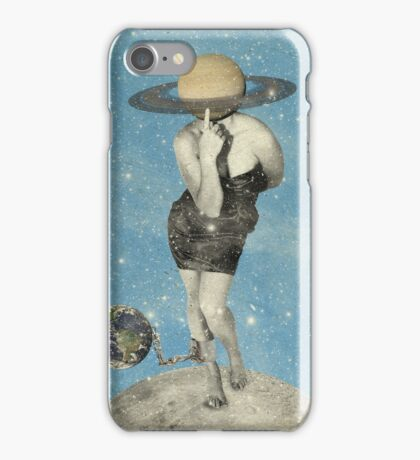Color Chaos Collection --  Spacin'Out iPhone Case/Skin