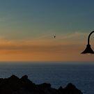 Atlantic Dusk Lamplight by Kasia-D