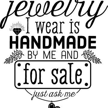 Artisan jewelry advertisement by Zand