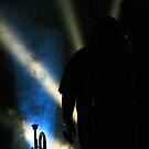 Trumpet and trumpeter by Katarina Kuhar