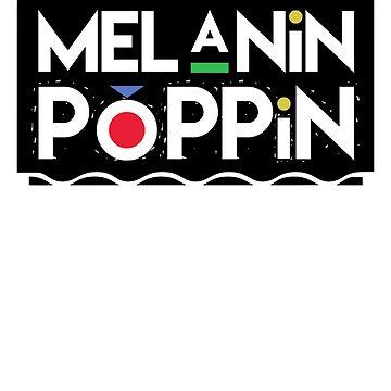 Melanin Poppin by MikeMcGreg