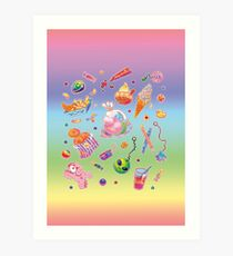 Rainbow Pixel Art Prints Redbubble