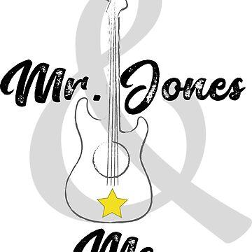 Mr. Jones  by LieslDesign