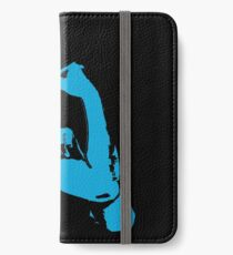 Rosie the Riveter Silhouette iPhone Wallet/Case/Skin
