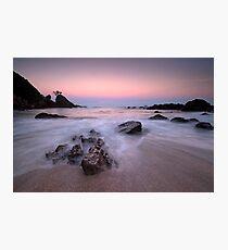 Onemana Scenic Reserve Photographic Print