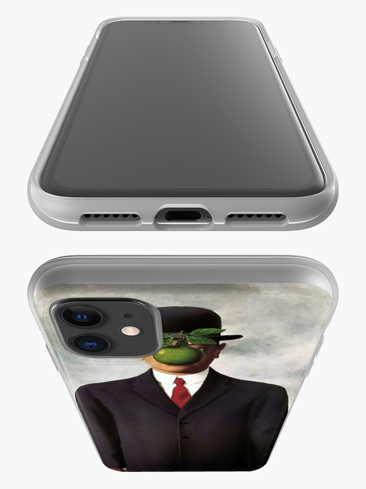 Alternative Ansicht von Magritte Apple Iphone Hülle | Haut | Abdeckung iPhone-Hülle & Cover