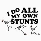 I do all my own Stunts by SpiritSeekers