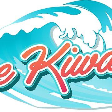 Cape Kiwanda surf surfing beach wave typo2 by divotomezove