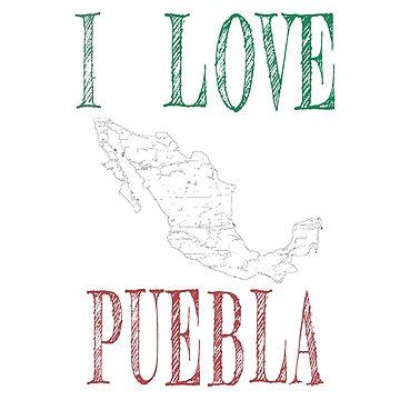 I love Puebla Mexico by jhussar