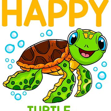 Turtles Make Me Happy by frittata