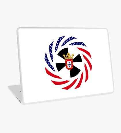 Ceutan American Multinational Patriot Flag Series Laptop Skin