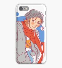 Modern Anders from Dragon Age iPhone Case/Skin
