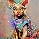 Yoda Cat by EOSXTi