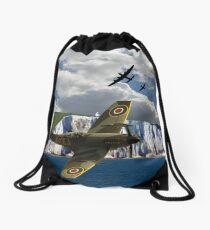 Battle of britain Drawstring Bag
