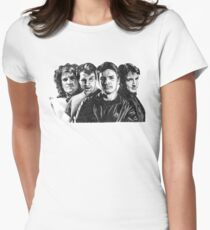 The Many Faces of Nathan Fillion T-Shirt