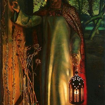 "William Holman Hunt ""The Light of the World"" by ALD1"