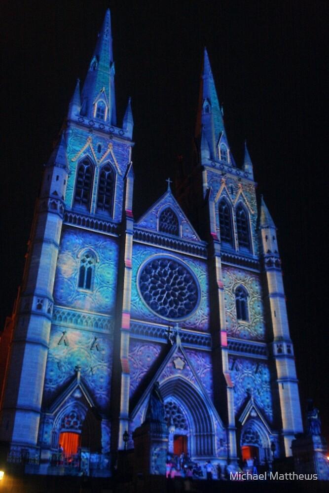 Spooky Blue St Marys by Michael Matthews