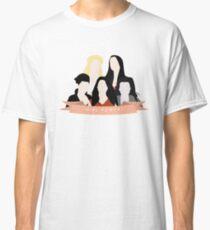 girl power   katie mcgrath's characters Classic T-Shirt