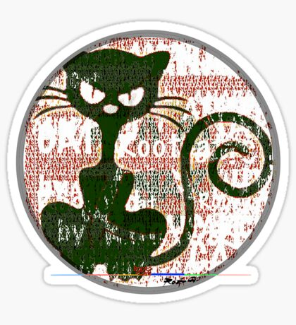ANARCHAT 2016 02 by RootCat Sticker