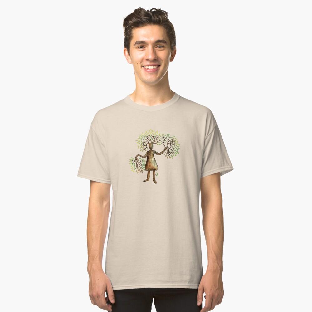 still growing  Classic T-Shirt Front