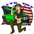 Tank Top by DarkRubyMoon