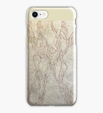 Ancient memory keeper iPhone Case/Skin
