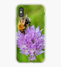 Bee & Chives iPhone Case