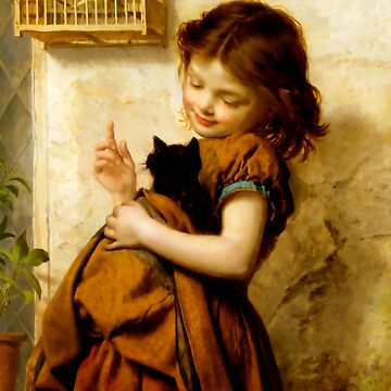 "Sophie Gengembre Anderson ""Her Favorite Pets"" by ALD1"