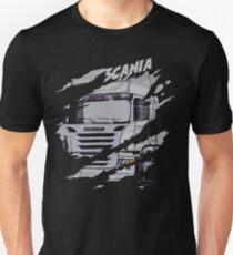 Scania LKW Slim Fit T-Shirt