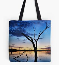 Lake Fyans, Blue Lagoon Tote Bag