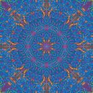 Togetherness Art Mandala by MagickMama
