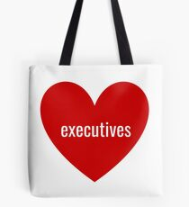 executives Tote Bag