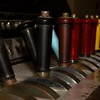 Levers by Barbonetor