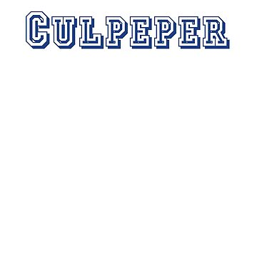 Culpeper by CreativeTs