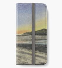 Duckabush Bay iPhone Flip-Case/Hülle/Skin