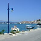 Spring Day in Poros by Themis