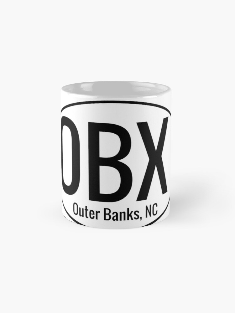 Alternate view of Outer Banks OBX North Carolina Location Mug