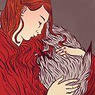 Goodnight wolf by Alice Carroll