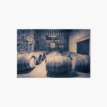 Royal Lochnagar Distillery Warehouse Art Board Print