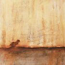 Not Far From The Island Of The Blessed - oil on canvas  by Marco Sivieri