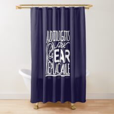 Audiologists Are Ear Replaceable Shower Curtain