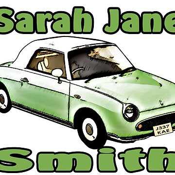 Our Sarah Jane by michaelrodents