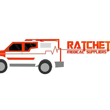 Ratchet Medical by Nights-Of-Stars