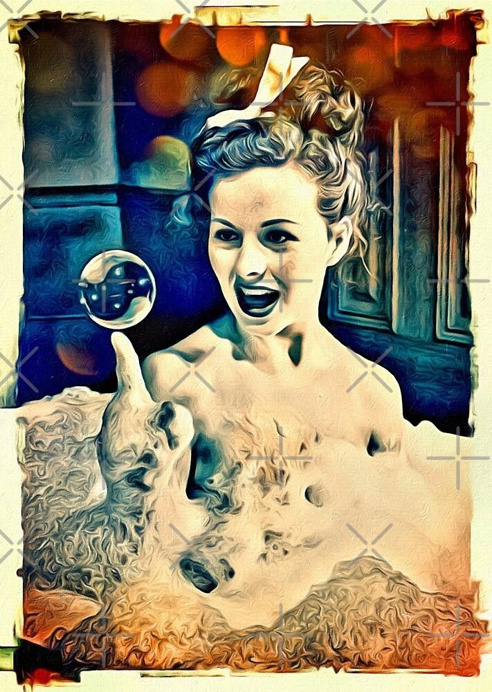 Bubblebath by Skullz23