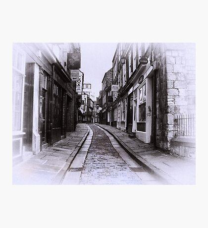 Shambles  - York Photographic Print
