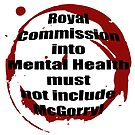 Royal Commission into Mental Health must not include McGorry by Initially NO