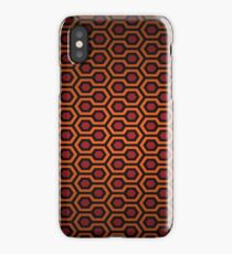 THE SHINING - OVERLOOK CARPET iPhone Case